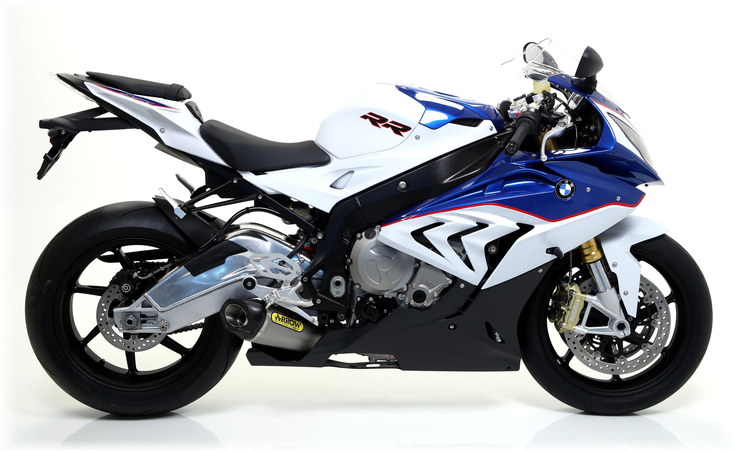 bmw s1000rr full system exhaust arrow