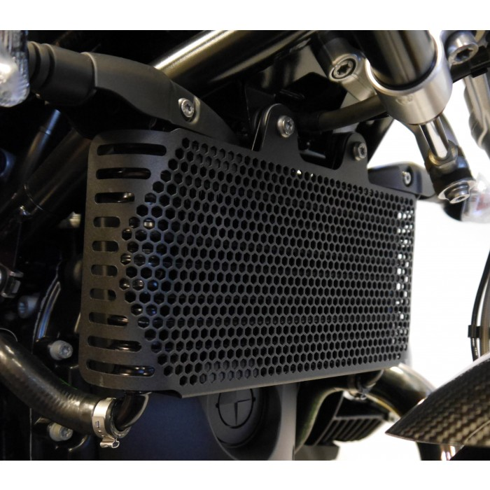 bmw r9t oil cooler radiator guard