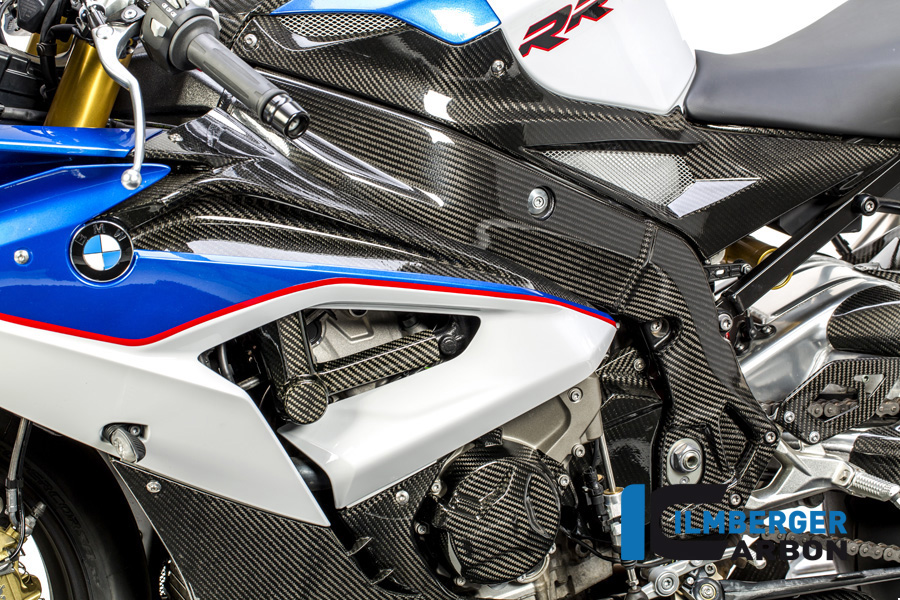 bmw undertail bellypan carbon fiber s1000rr ilmberger motovation