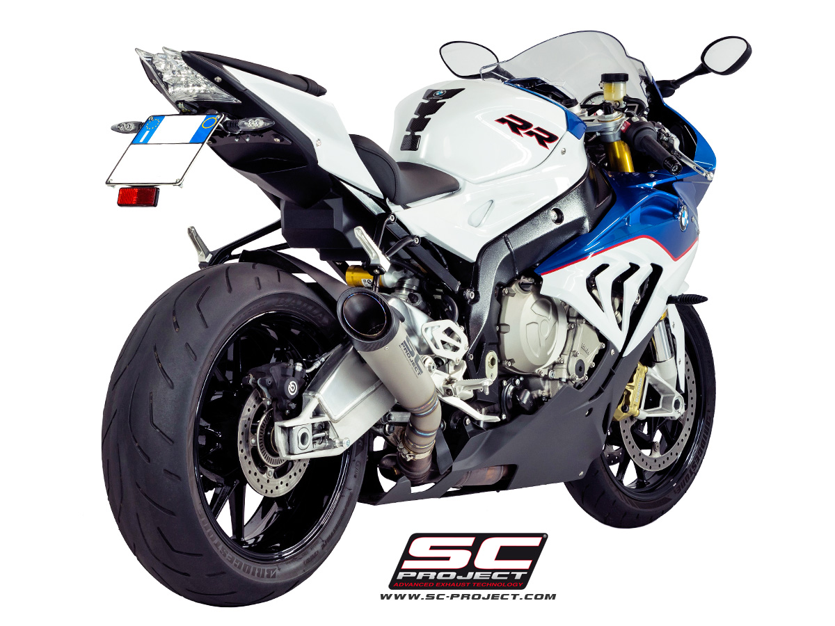 bmw s1000rr s1 exhaust scproject