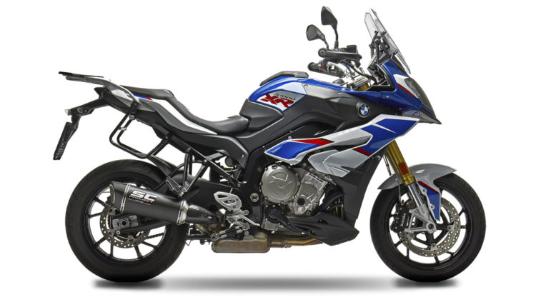 bmw s1000xr sc-project