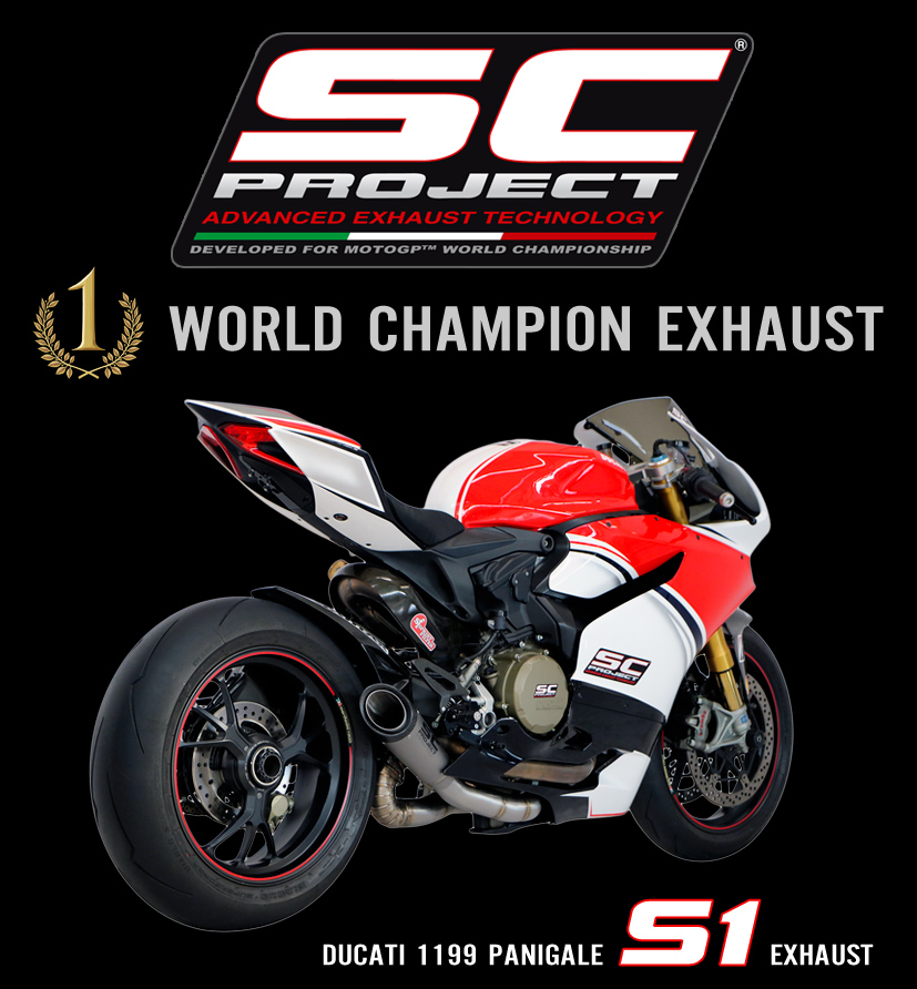 best exhaust ducati panigale termignoni sc-project