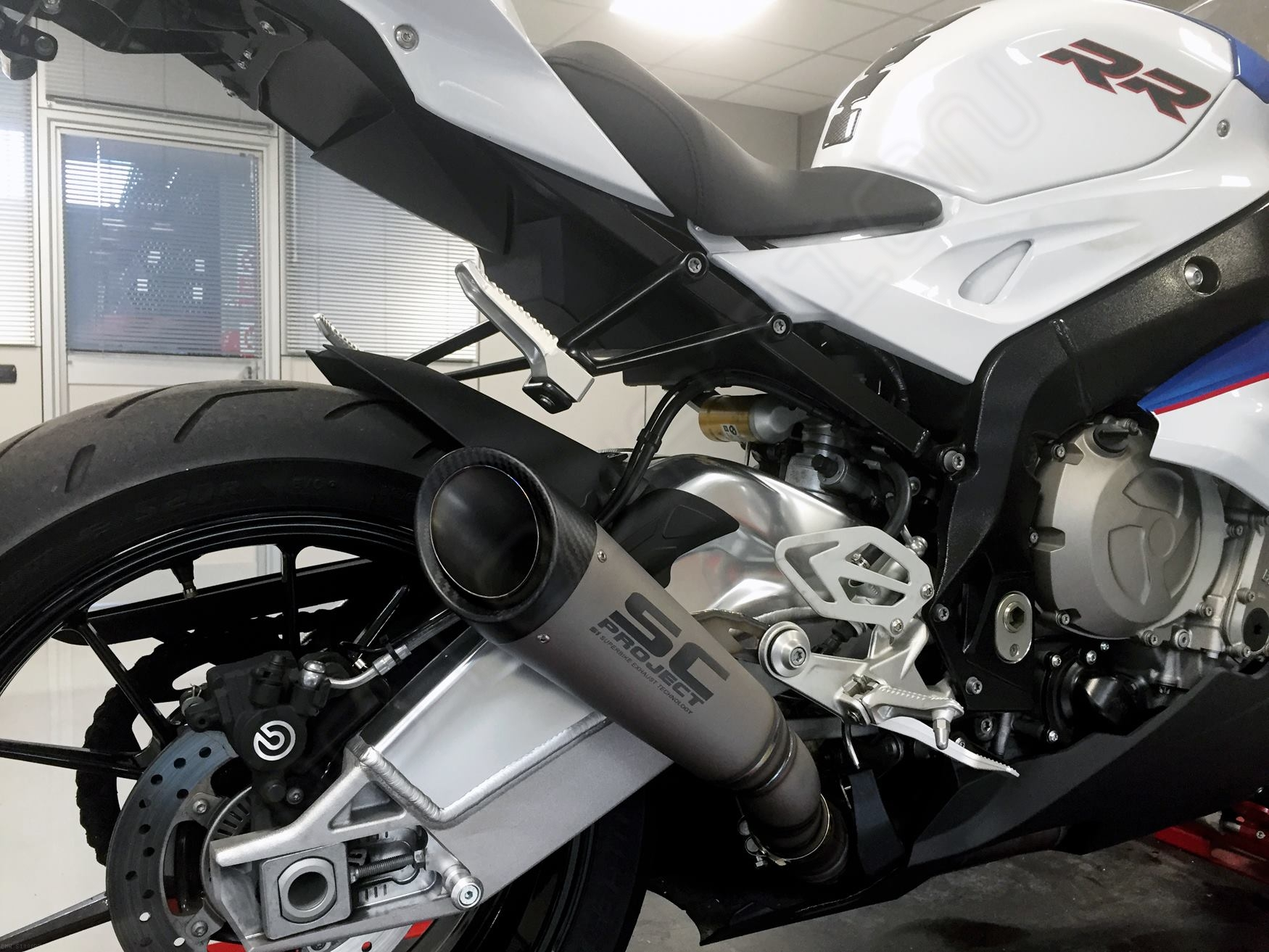 S1 Exhaust By Sc Project Bmw S1000rr 2015 B20 T41t