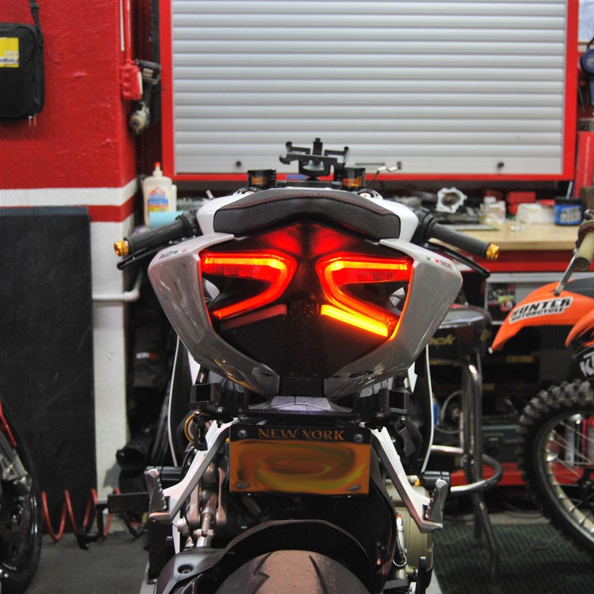 Ducati Panigale Fender Eliminator Nrc