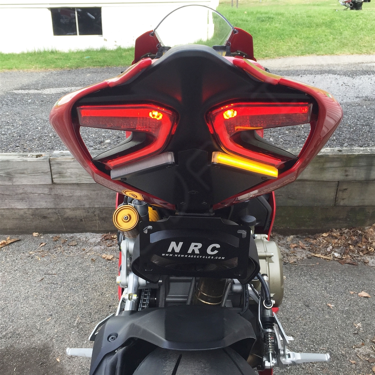 Fender Eliminator Kit By Nrc Ducati 1299 Panigale S