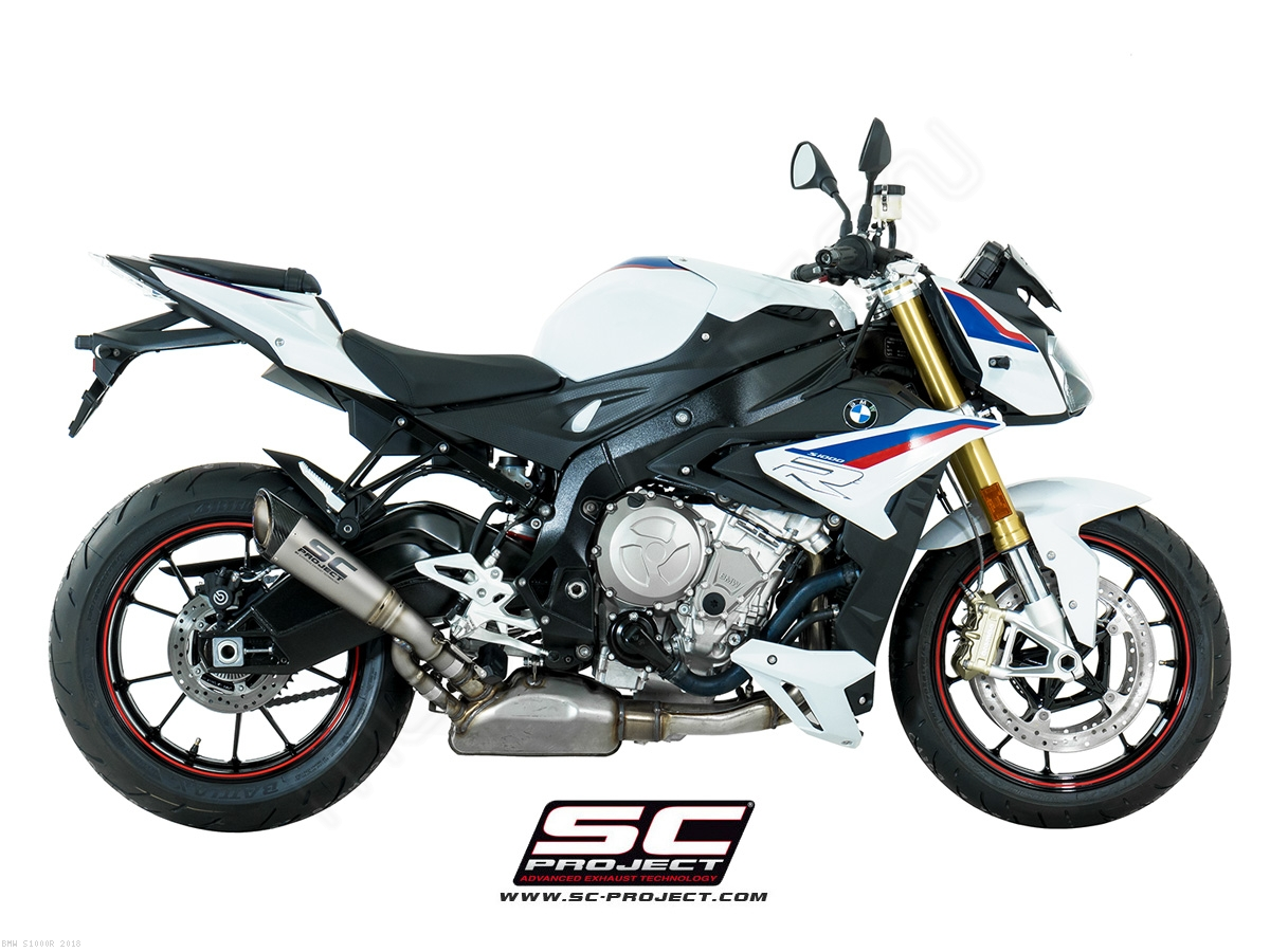 2018 bmw s1000r. brilliant bmw s1 exhaust by scproject bmw  s1000r 2018 with bmw s1000r 1