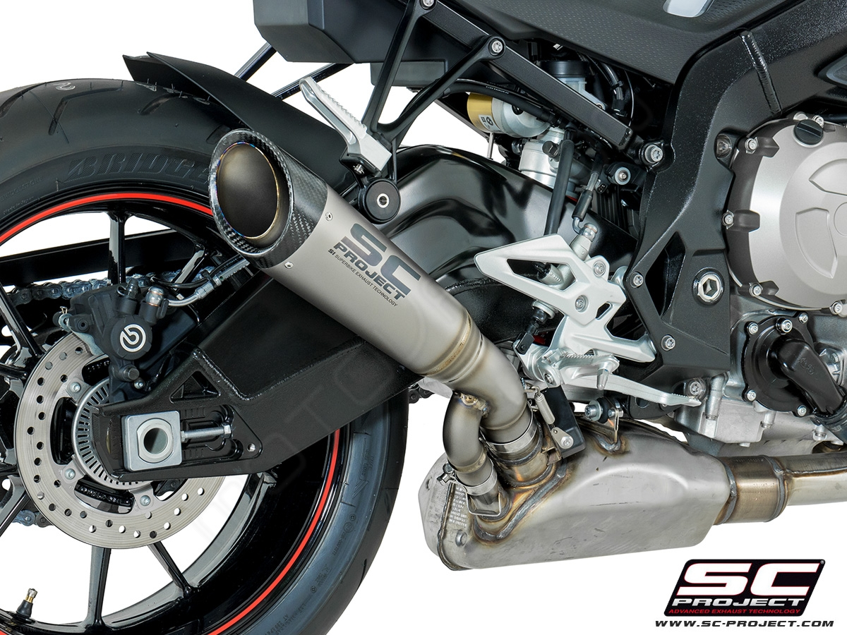 S1 Exhaust By Sc Project Bmw S1000r 2017