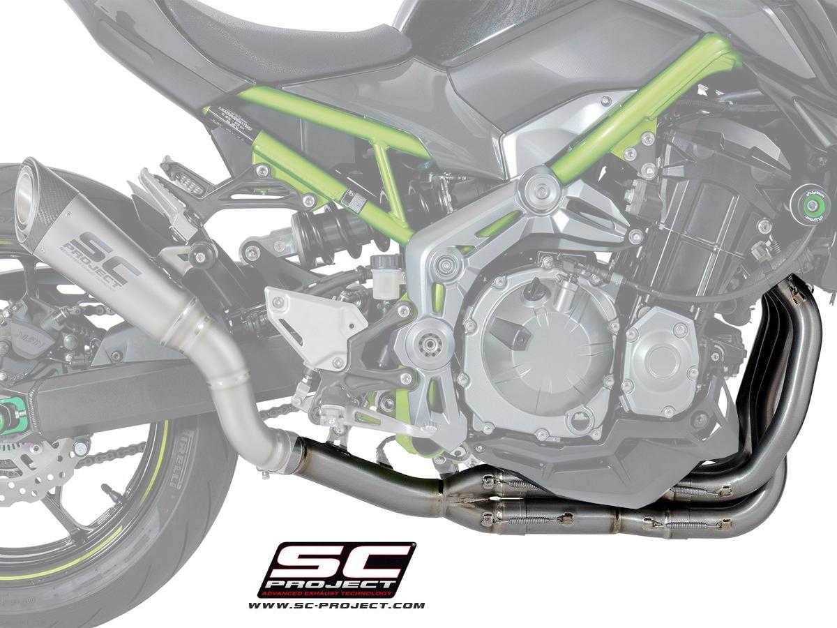 Racing Headers by SC-Project Kawasaki / Z900 / 2018