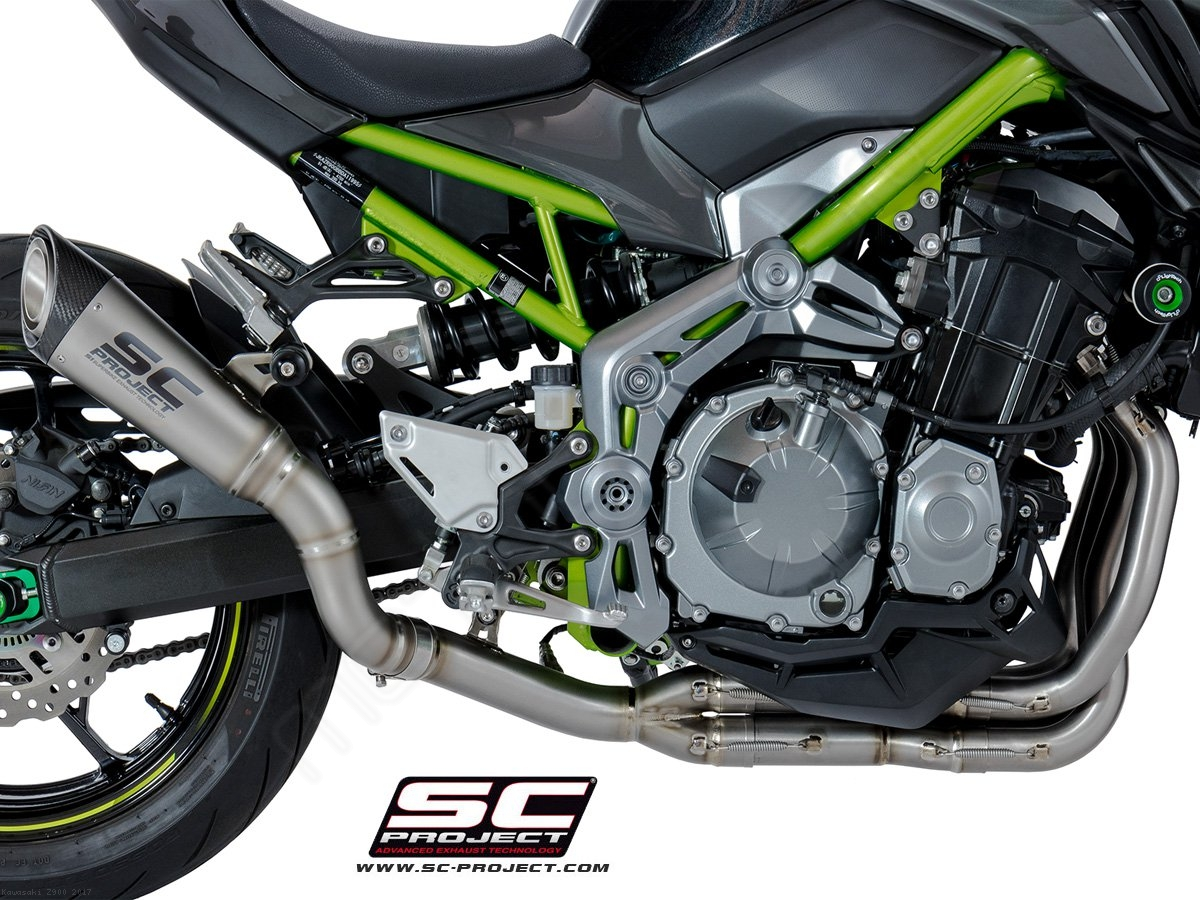Racing Headers by SC-Project Kawasaki / Z900 / 2017