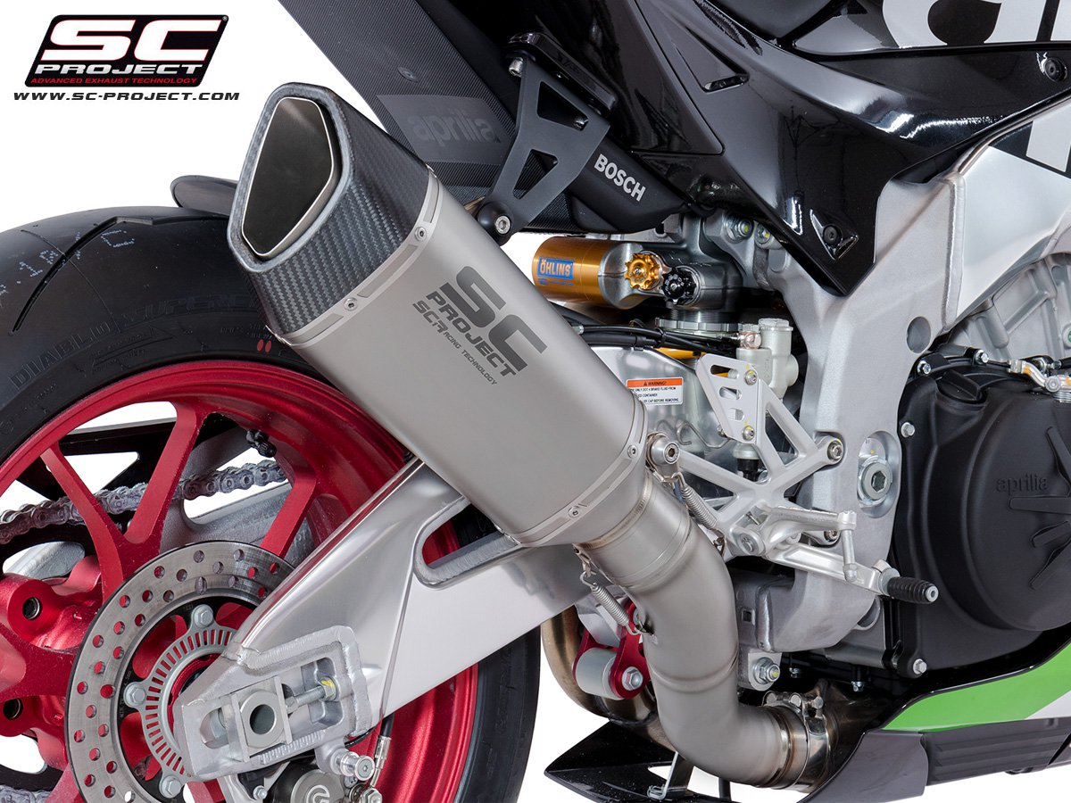 Honda Factory Performance Wheels >> SC1-R Exhaust by SC-Project (A16-T90)