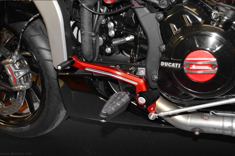 Rear Shift Lever Arm by Ducabike Ducati / XDiavel S / 2017