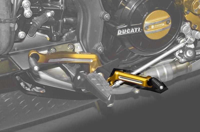 Ducabike RPLF13 Brake lever for Ducati XDiavel.