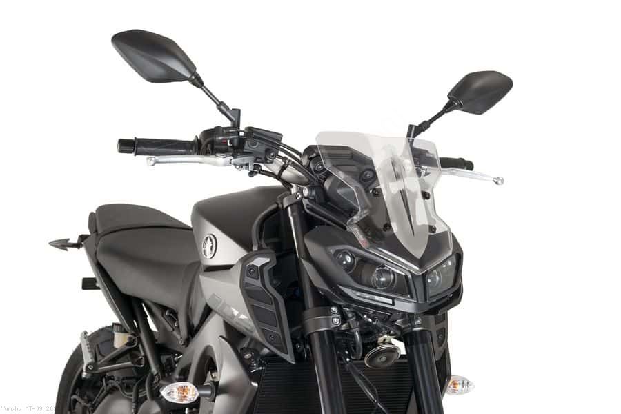 PUIG SPORT Naked New Generation Windscreen Yamaha / MT-09