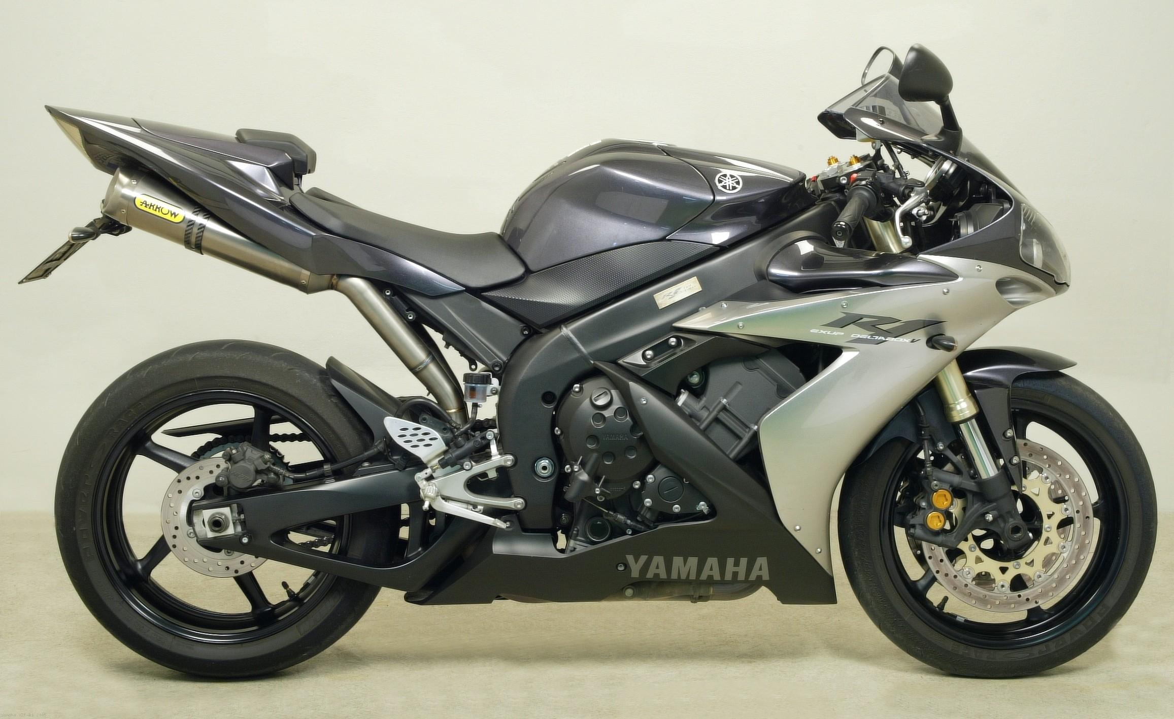 Yamaha Yzf R Arrow Exhaust