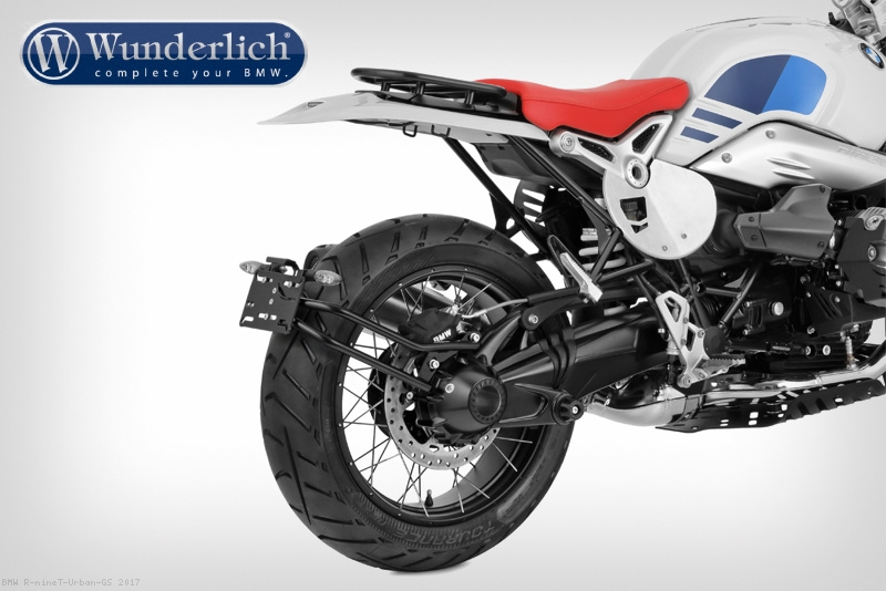 white rear enduro fender by wunderlich bmw r ninet urban. Black Bedroom Furniture Sets. Home Design Ideas