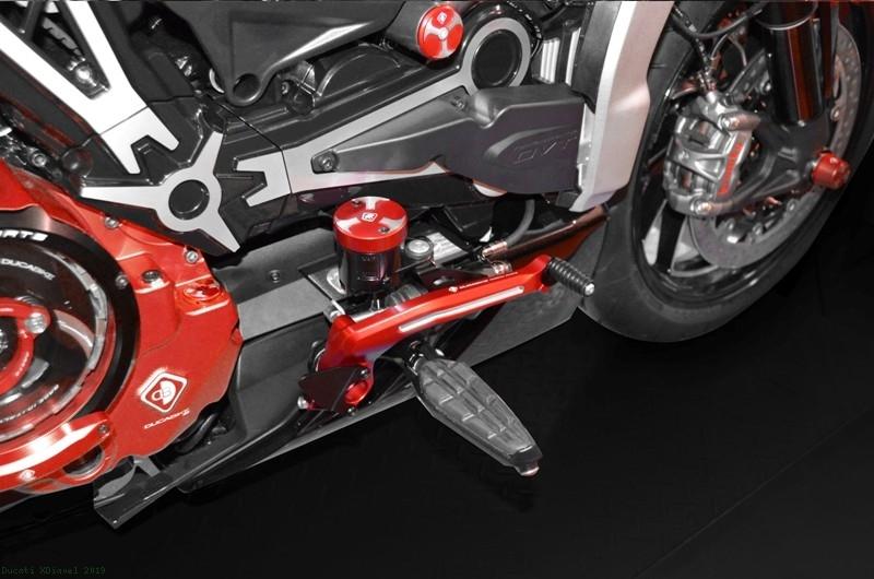 Brake Lever by Ducabike Ducati / XDiavel / 2016 (RPLF13)