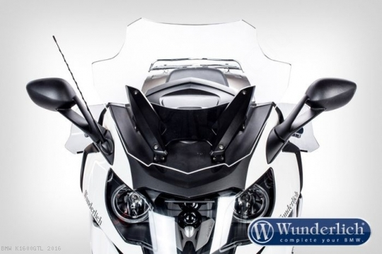 Ergo Touring Windscreen by Wunderlich BMW / K1600GTL / 2016