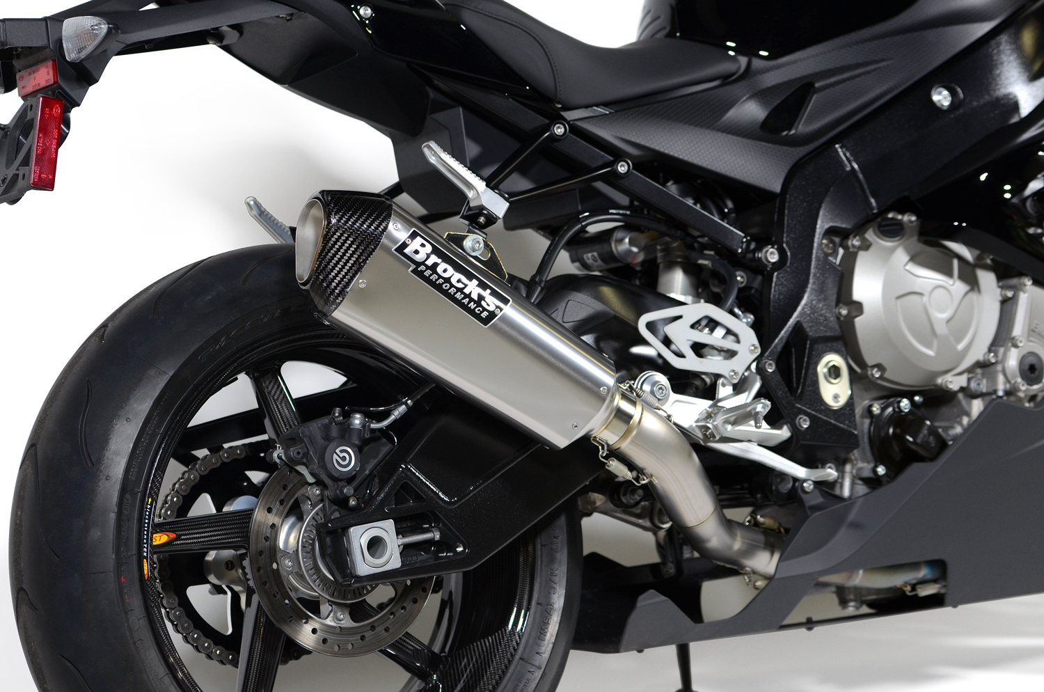 Titanium Full Exhaust System By Brock S 395500