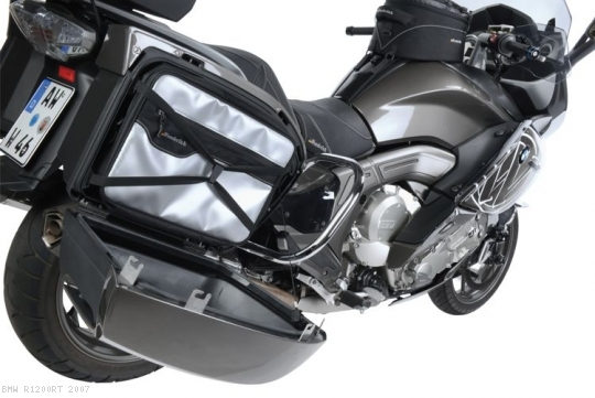 Pannier Case Evo 1 By Wunderlich Bmw R1200rt 2007