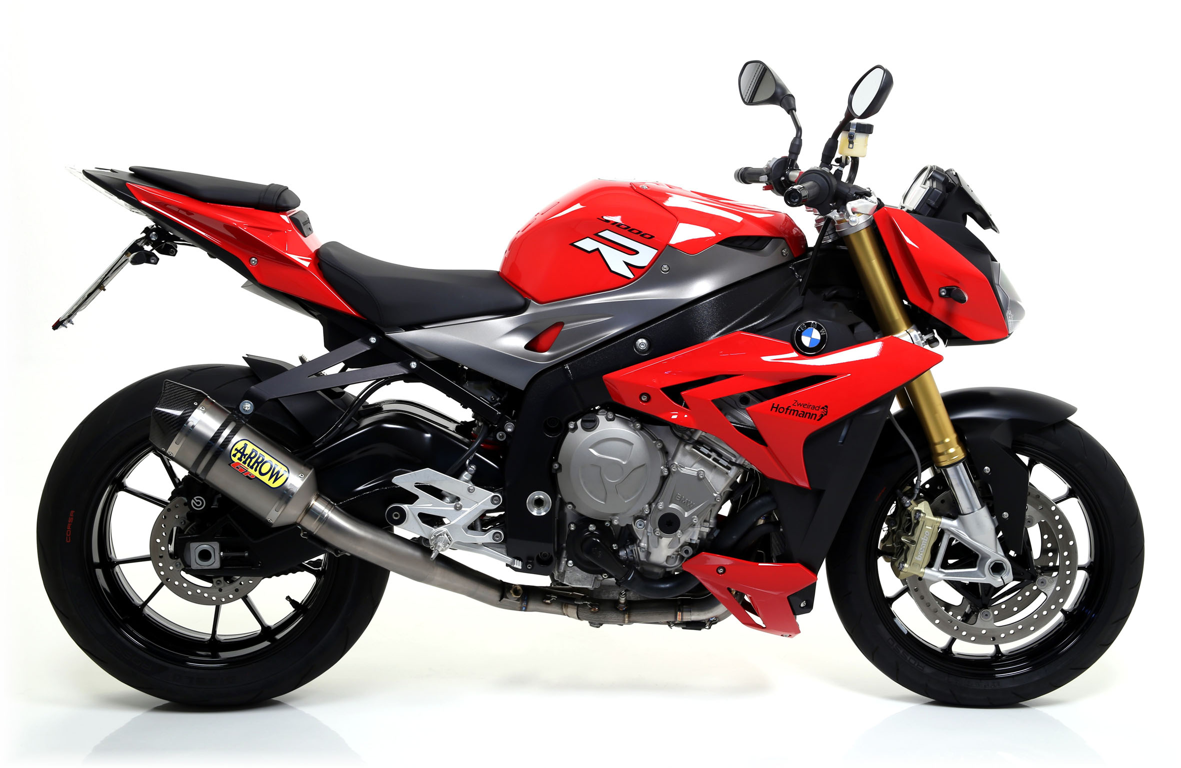 Race Tech Quot Competition Quot Full System Exhaust By Arrow