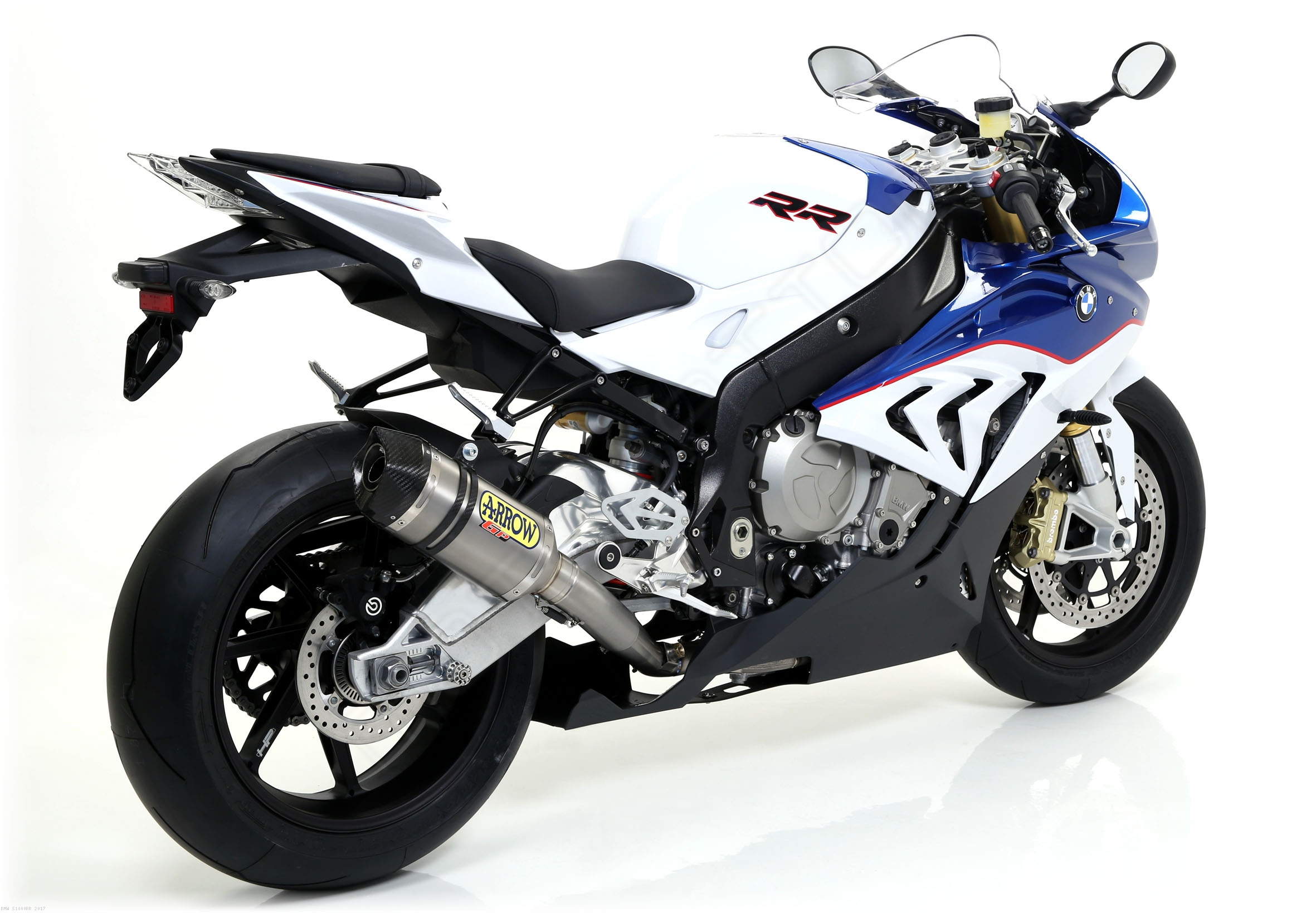 Race Tech Quot Competition Quot Full System Exhaust By Arrow Bmw