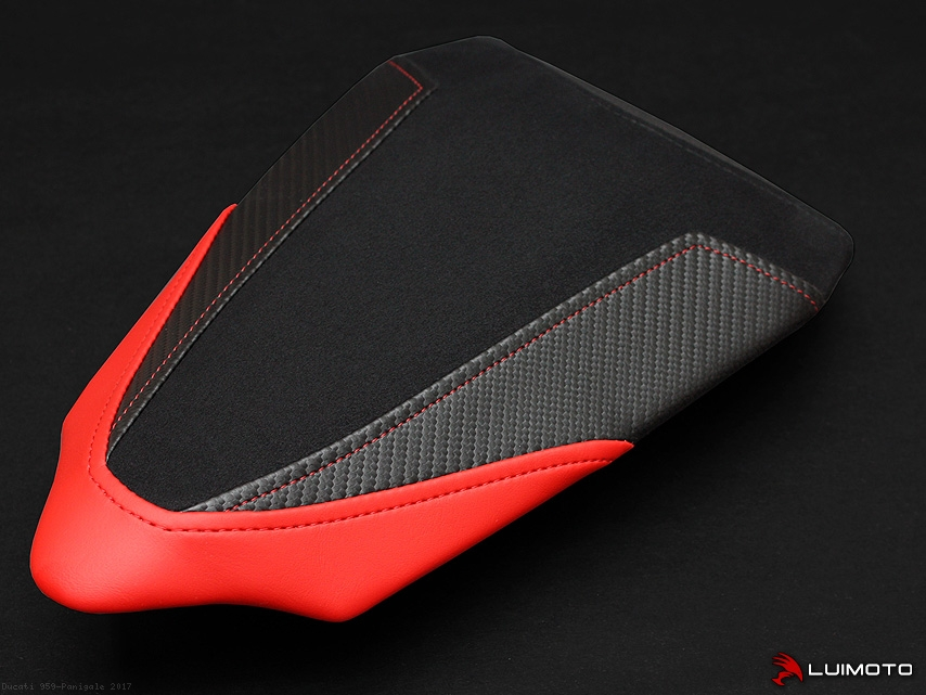 Details about  /DUCATI PANIGALE 959 2016-2017 RIDER /& PASSENGER SEAT COVERS BASELINE LUIMOTO