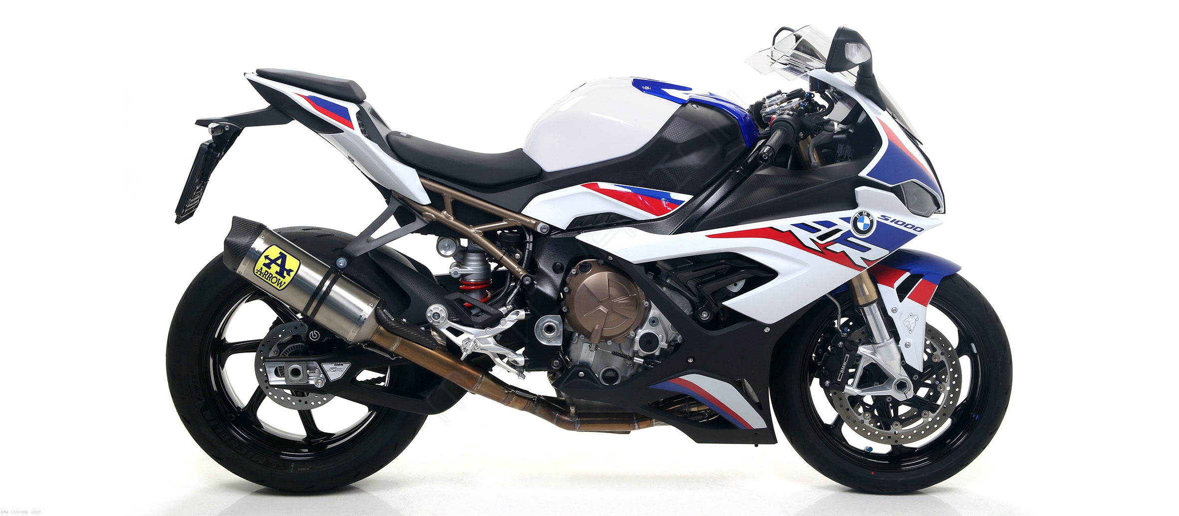 competition full system exhaust by arrow bmw    s1000rr    2020  71204ck