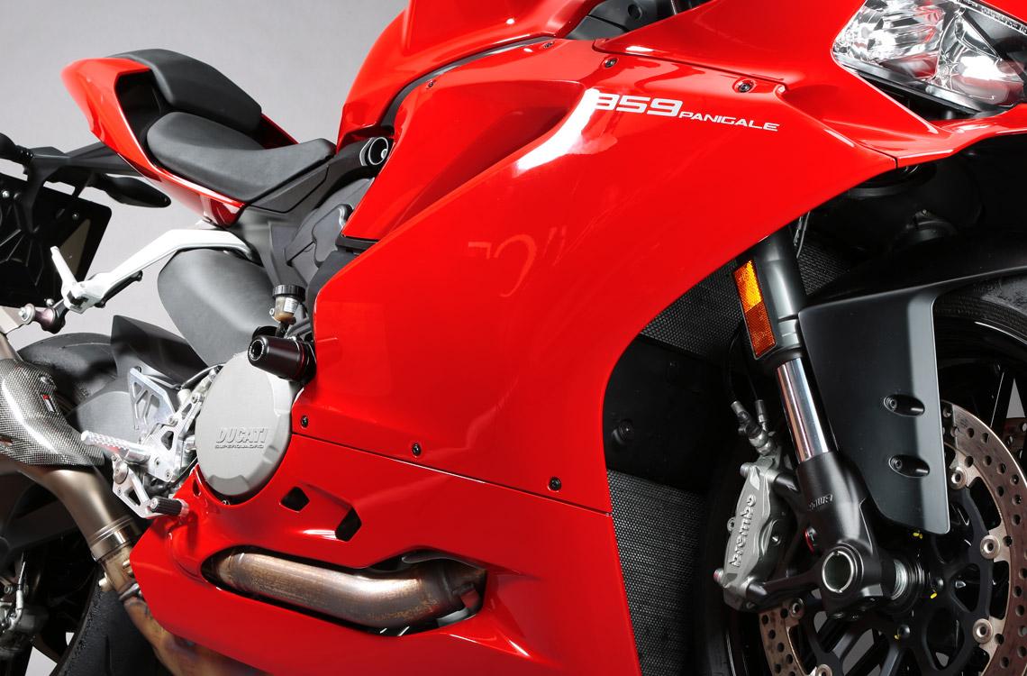 Motorcycle Frame Slider Guard Fairing Guard For Ducati 1199 Superleggera 2014