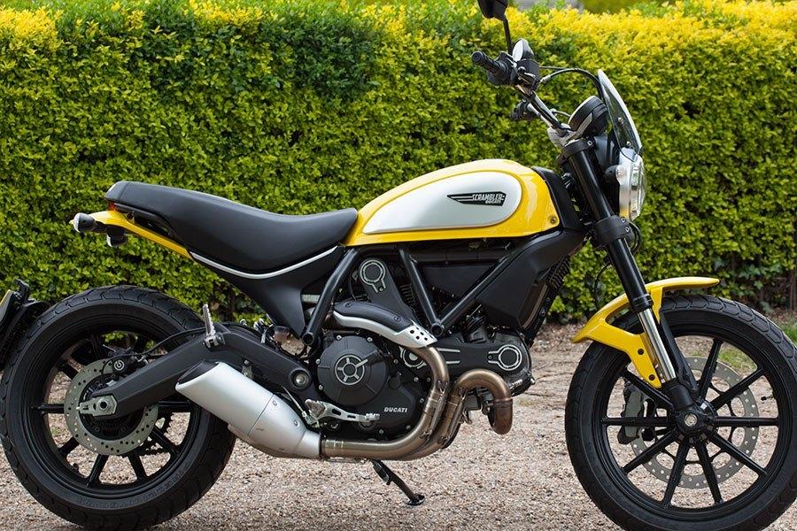 Shop Ducati Scrambler Usa