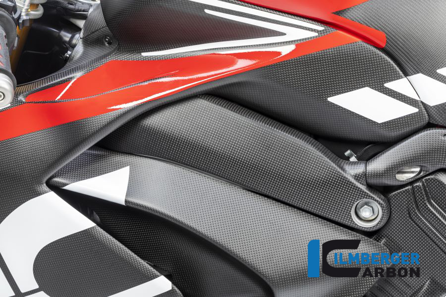 Carbon Fiber Right Side Frame Cover by Ilmberger Carbon