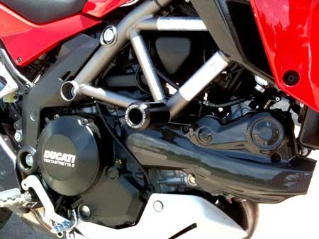 Ducati Multistrada 1200 2010 2014 Frame Sliders By