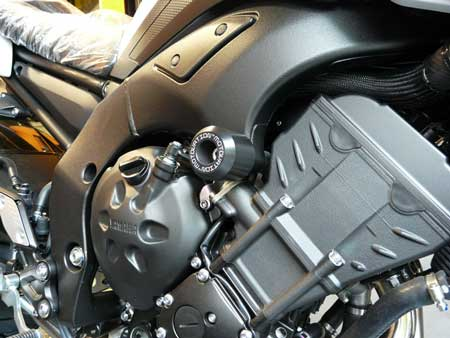Frame Sliders by Motovation Accessories (FSY19R)