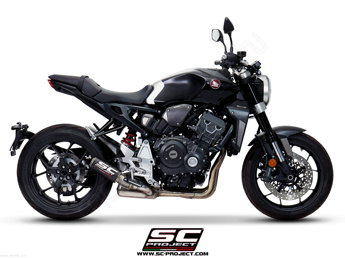 Cr T Exhaust By Sc Project Honda Cb1000r 2018 H27 T38