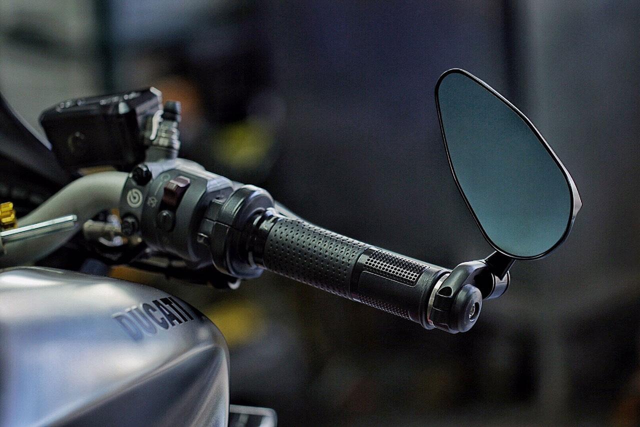 Honda Factory Performance Wheels >> ADG Weighted Bar End Mirror Adapter (BEA01)