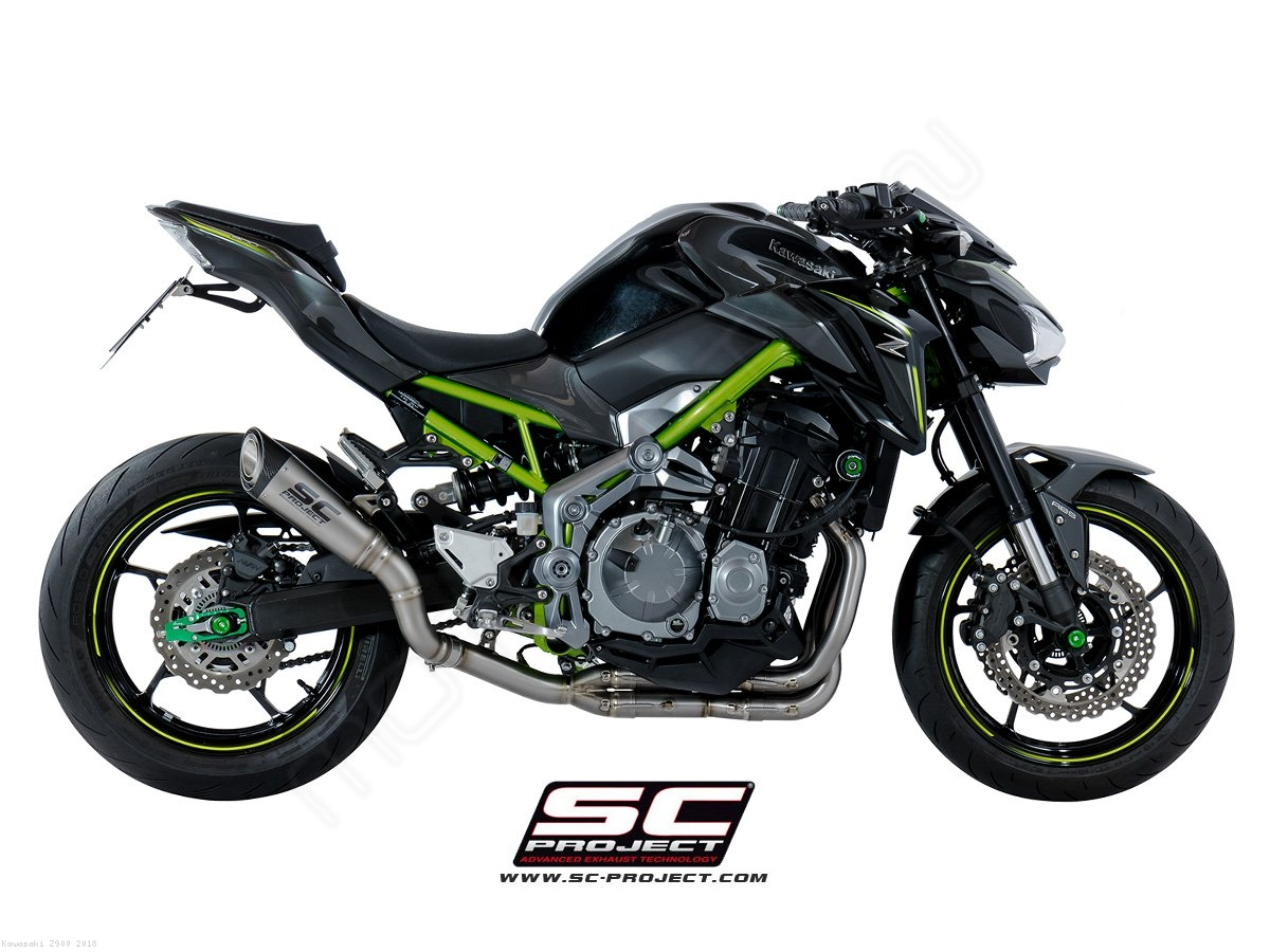 Racing Headers by SC-Project Kawasaki / Z900 / 2018