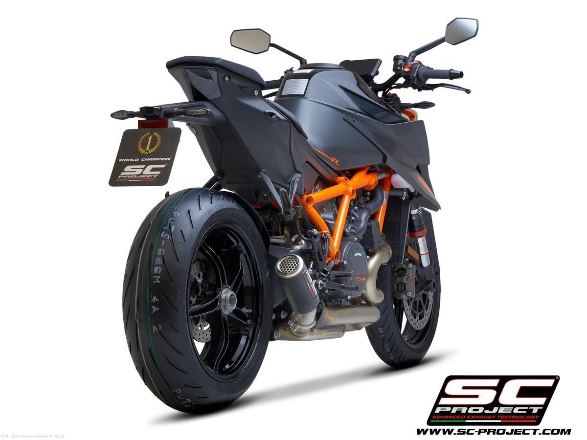 KTM 1290 Super Duke R - Prototyp › Motorcycles.News