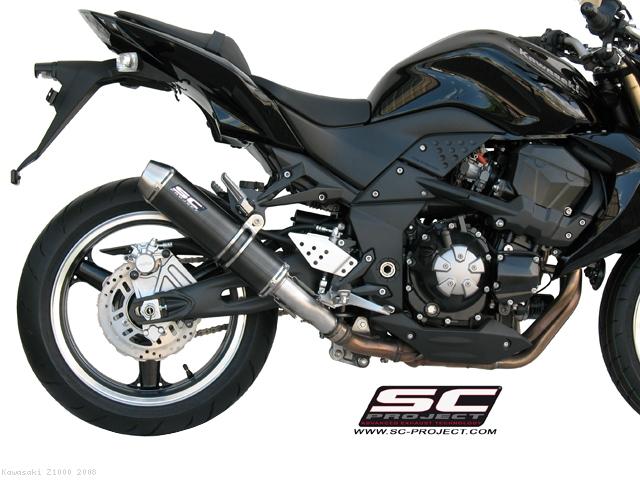 GP-EVO Exhaust by SC-Project Kawasaki / Z1000 / 2008 (K04-04)