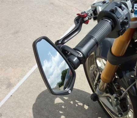 Suzuki Gsxr  Bar End Mirrors