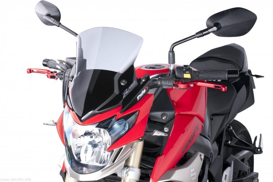 Puig - Saut-vent Naked New Generation Sport 5646 - Suzuki