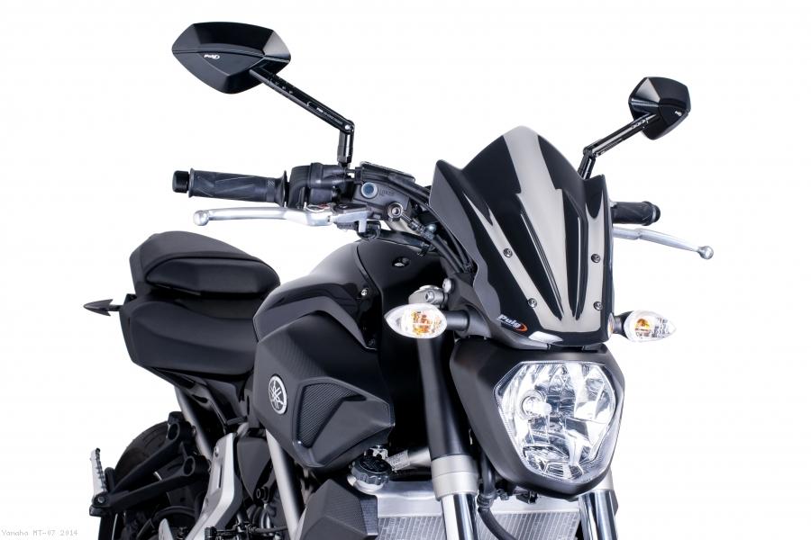 Yamaha MT-09 Puig Naked New Generation Sport Smoked