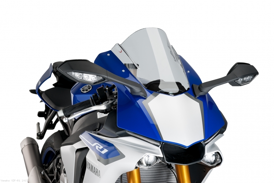 Z RACING Windscreen By Puig Yamaha YZF R1 2017