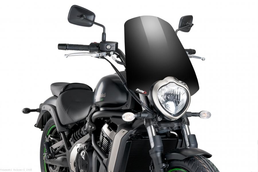 Puig Naked New Generation Windscreen Kawasaki Vulcan S
