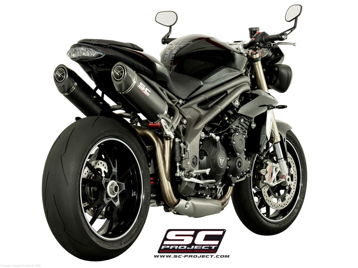 oval high mount exhaust by sc project triumph speed triple r 2016 t16 12. Black Bedroom Furniture Sets. Home Design Ideas