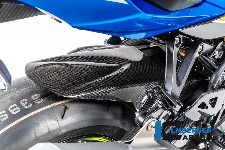 Ducati Hypermotard 821 SP Hyperstrada 939 Carbon Fiber Rear Tire Fender Mudguard Hugger