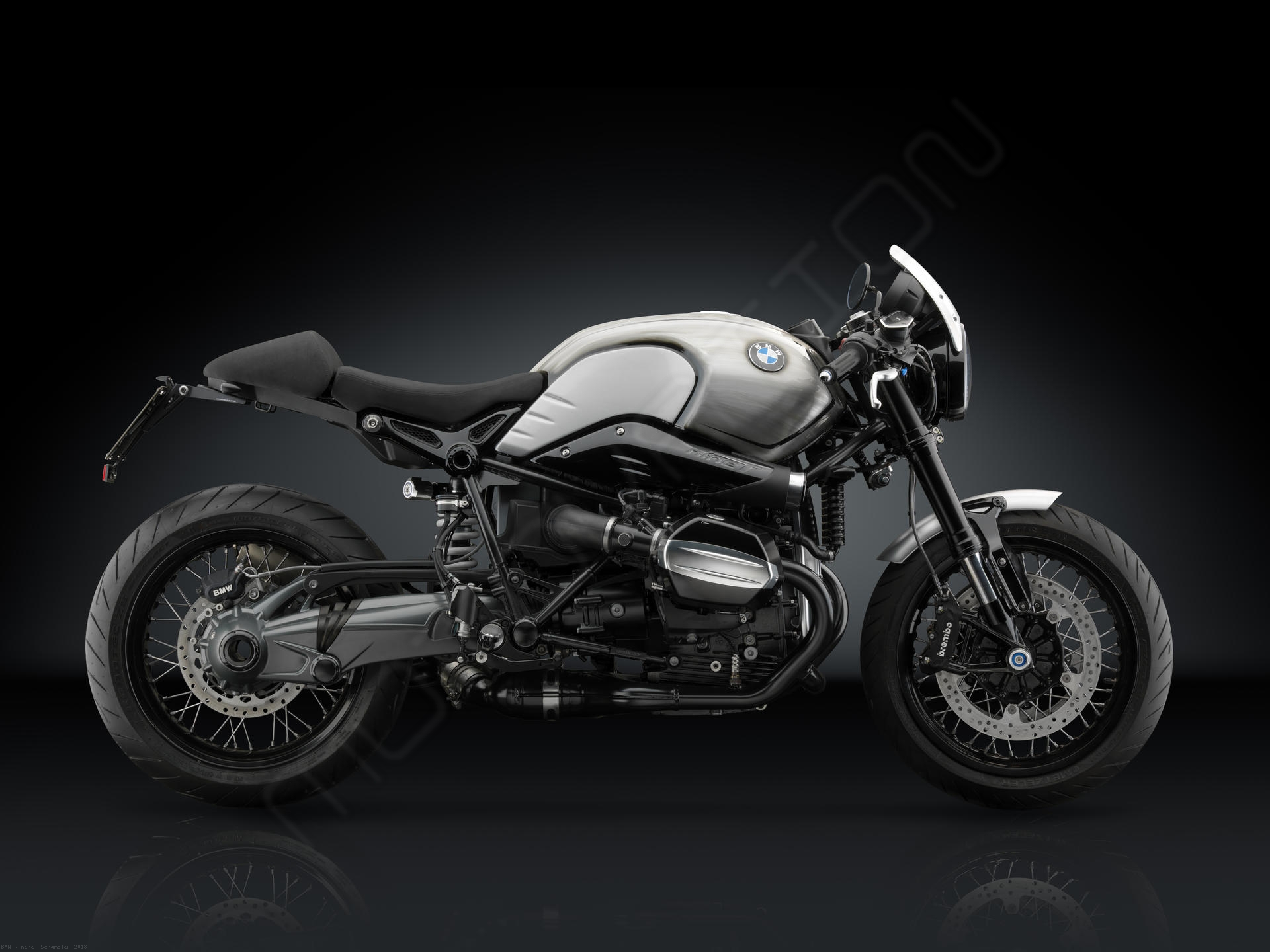 2018 bmw nine t. exellent 2018 billet aluminum head covers by rizoma bmw  r ninet scrambler 2018 inside bmw nine t