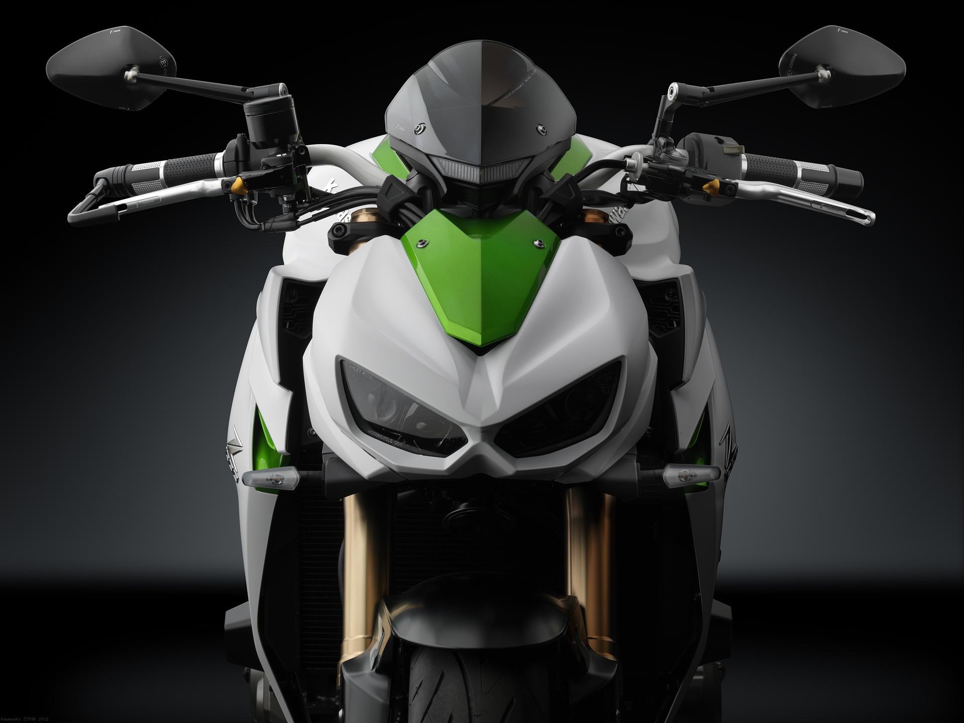 Rizoma Brake Fluid Tanks For Select Honda Kawasaki Models Z750R 2012