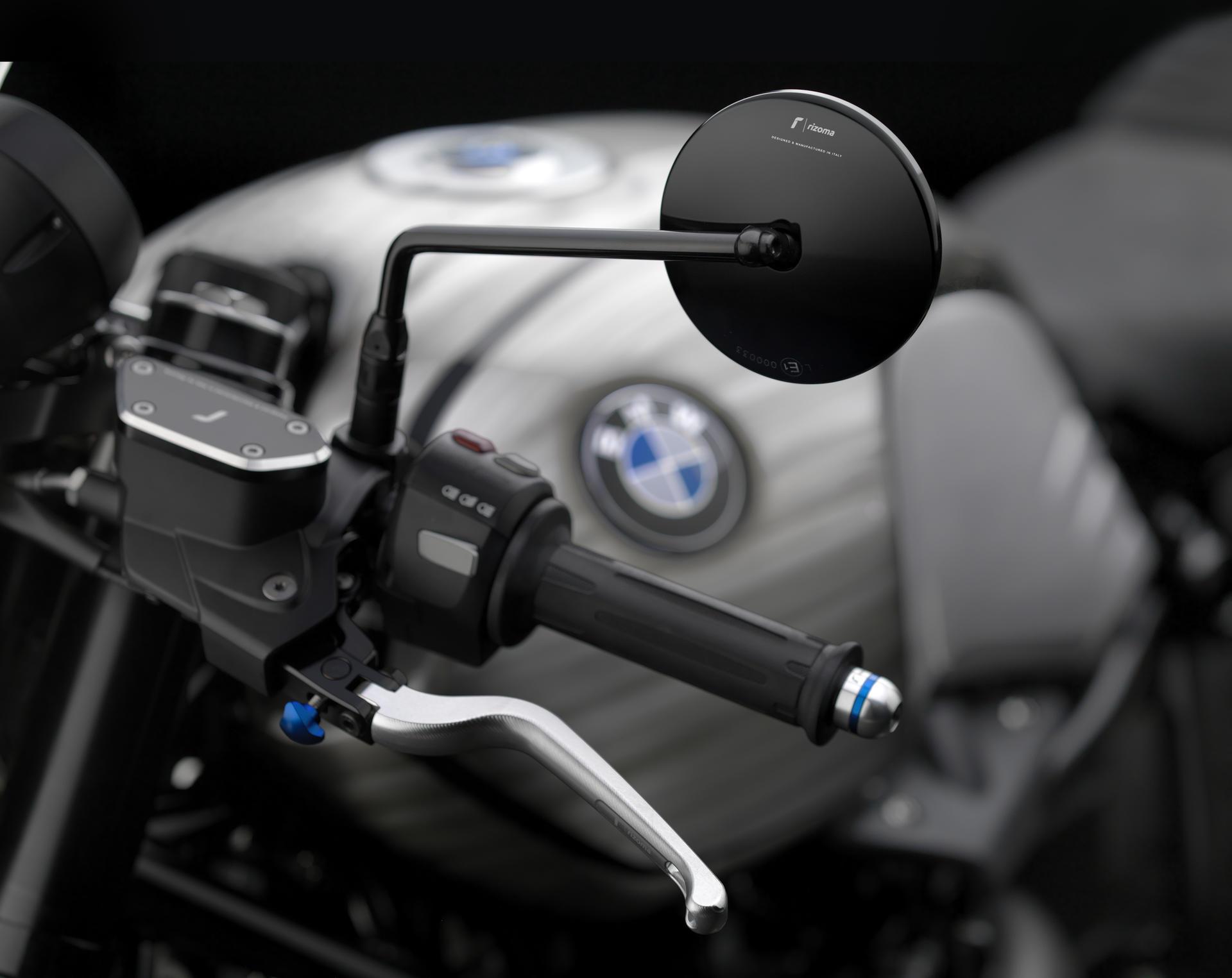 "BMW Maintenance Program >> Rizoma ""ONE"" Universal Mirror (BS250B)"