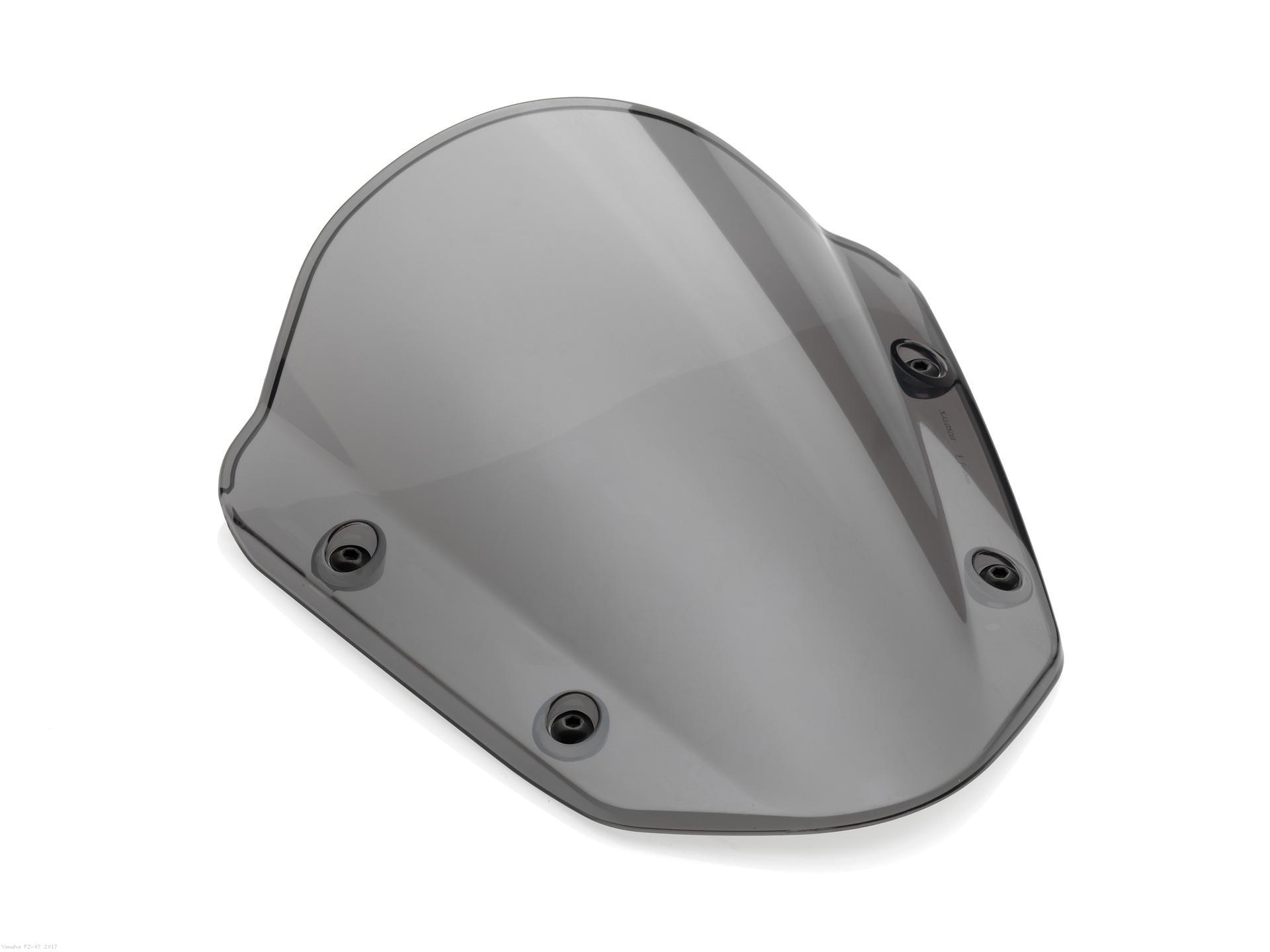 Polycarbonate Headlight Fairing by Rizoma