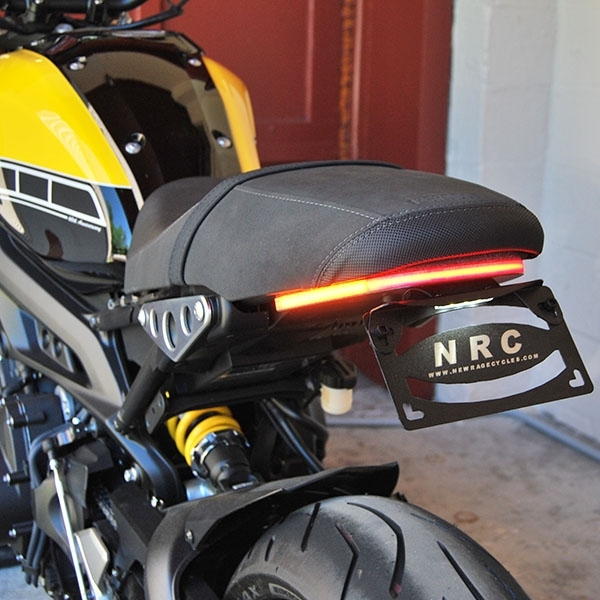 Fender Eliminator Integrated Tail Light Kit By NRC Yamaha XSR900 2016