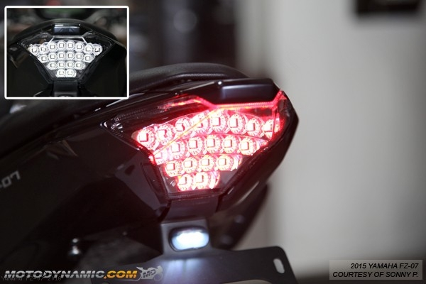 Y 15FZ07 5 m_m_y Yamaha FZ 07 2016 sequential led integrated tail light by motodynamics yamaha fz Fz07 2016 Black at creativeand.co
